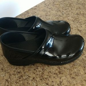 New Dansko Leather Slip On Shoes Size 41